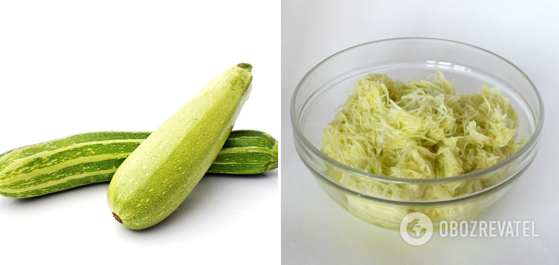 Как заморозить кабачки для запеканок и блинов