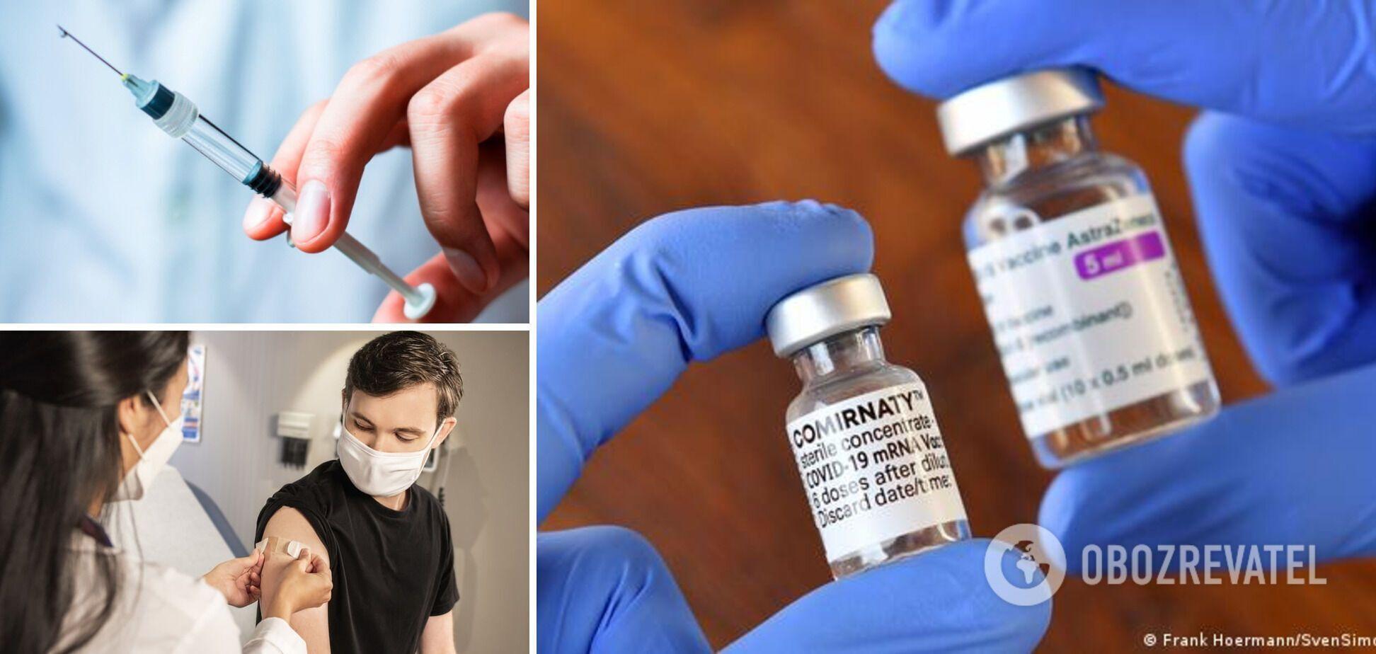 Українці хочуть вакцинуватися препаратом Pfizer