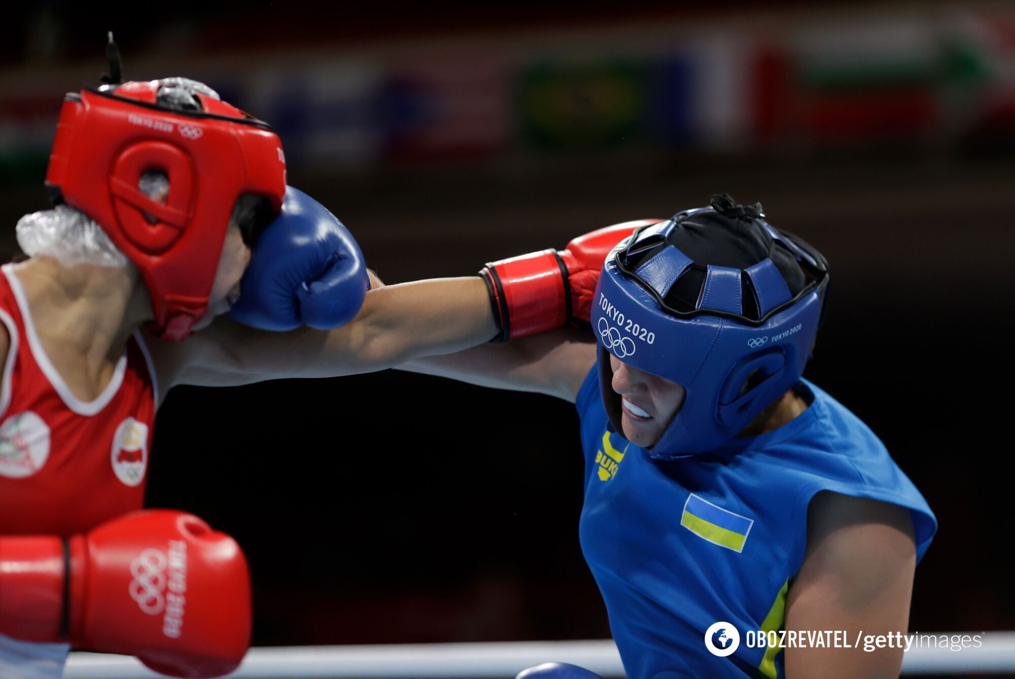 Анна Лисенко на Олімпіади-2020.