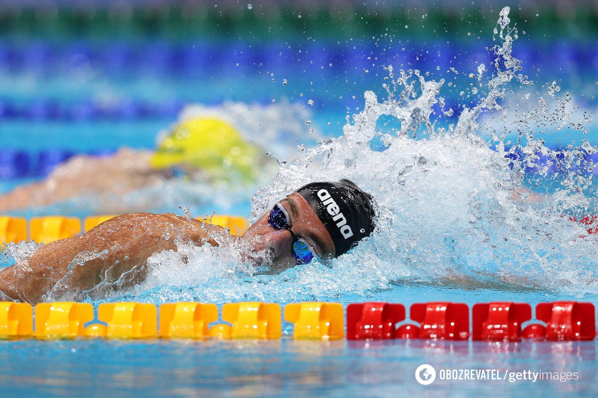 Романчук виграв кваліфікацію з рекордом Олімпіади.
