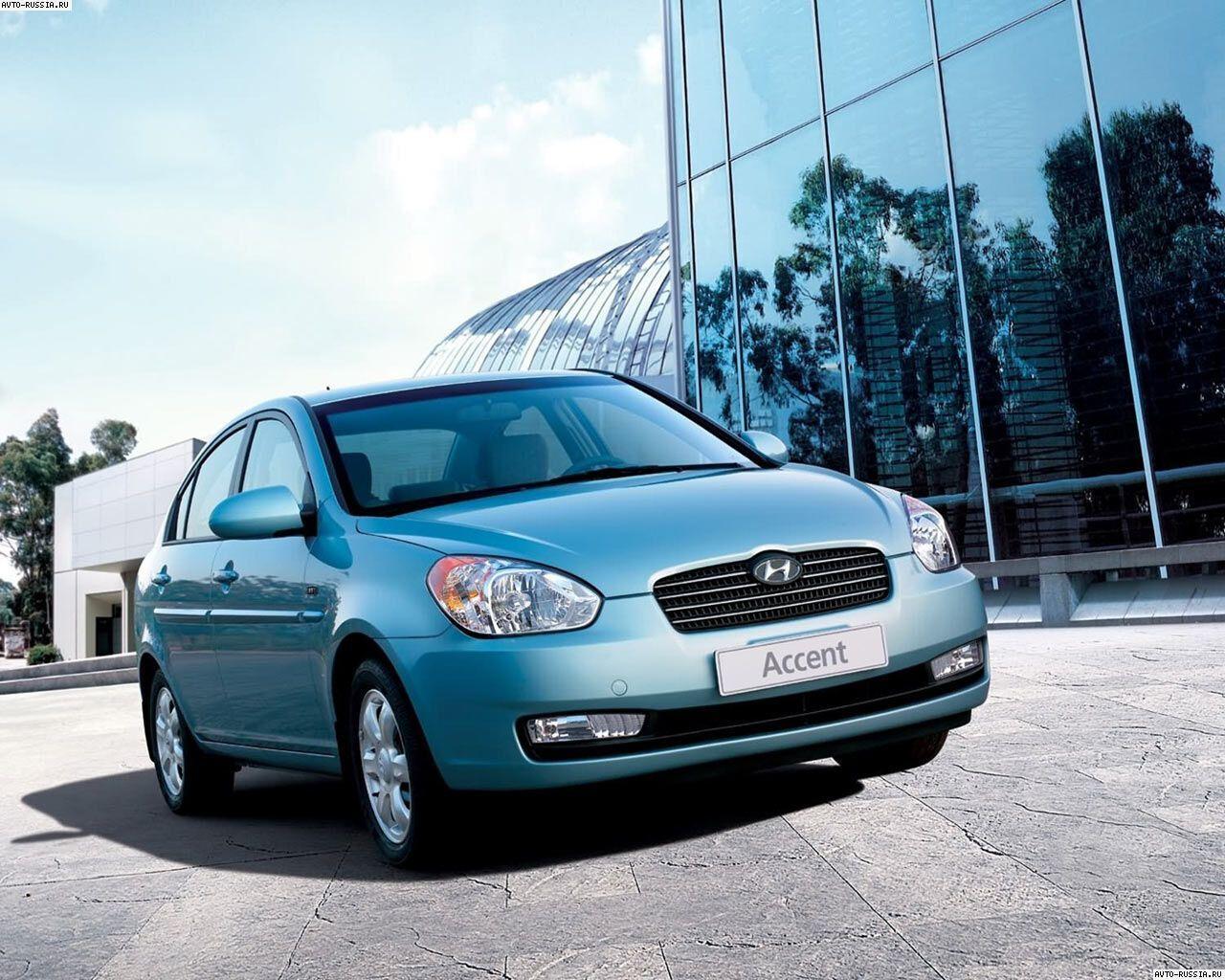 Б/у Hyundai Accent – отличный автомобиль