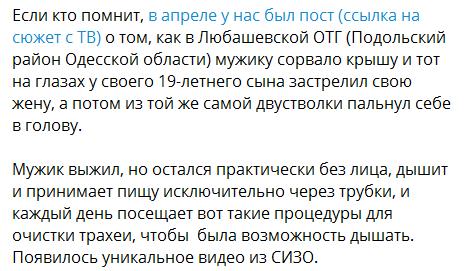 Повідомлення Telegram-каналу