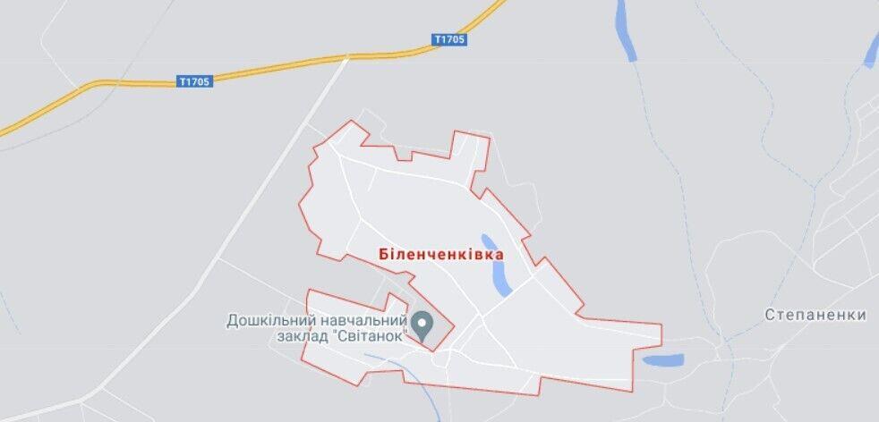 Трагічний випадок трапився у селі Біленченківка