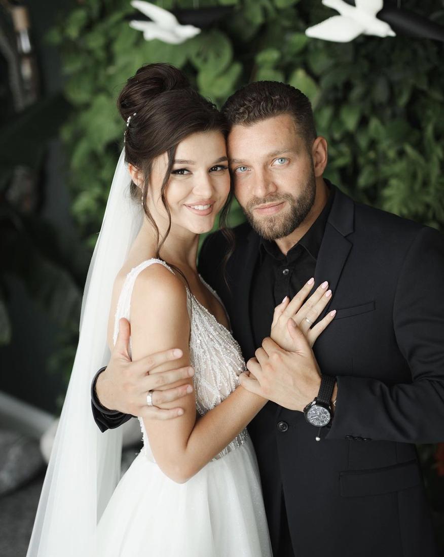 Юлия Бельченко вышла замуж