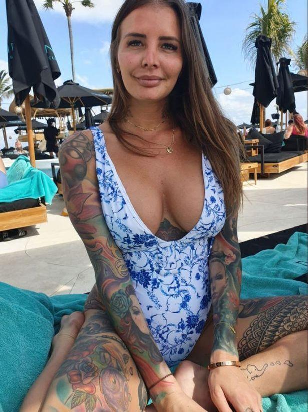30-річна австралійка Евелін Міллер