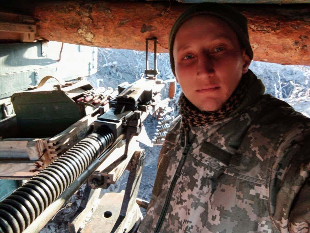 Виталий признается: если бы была возможность – с радостью бы вернулся на фронт, к своим