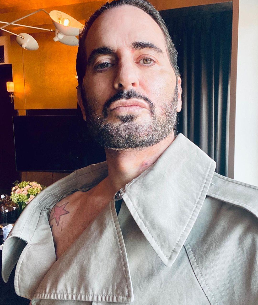 Марк на третий день после операции.