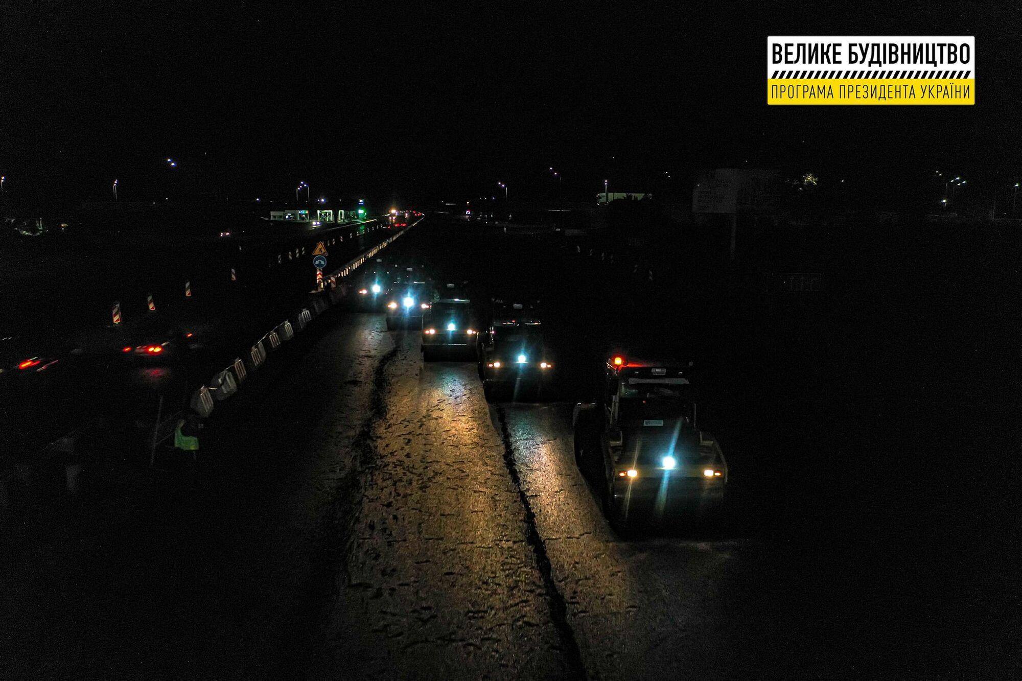 В процессе ремонта будет восстановлено 17 км дороги