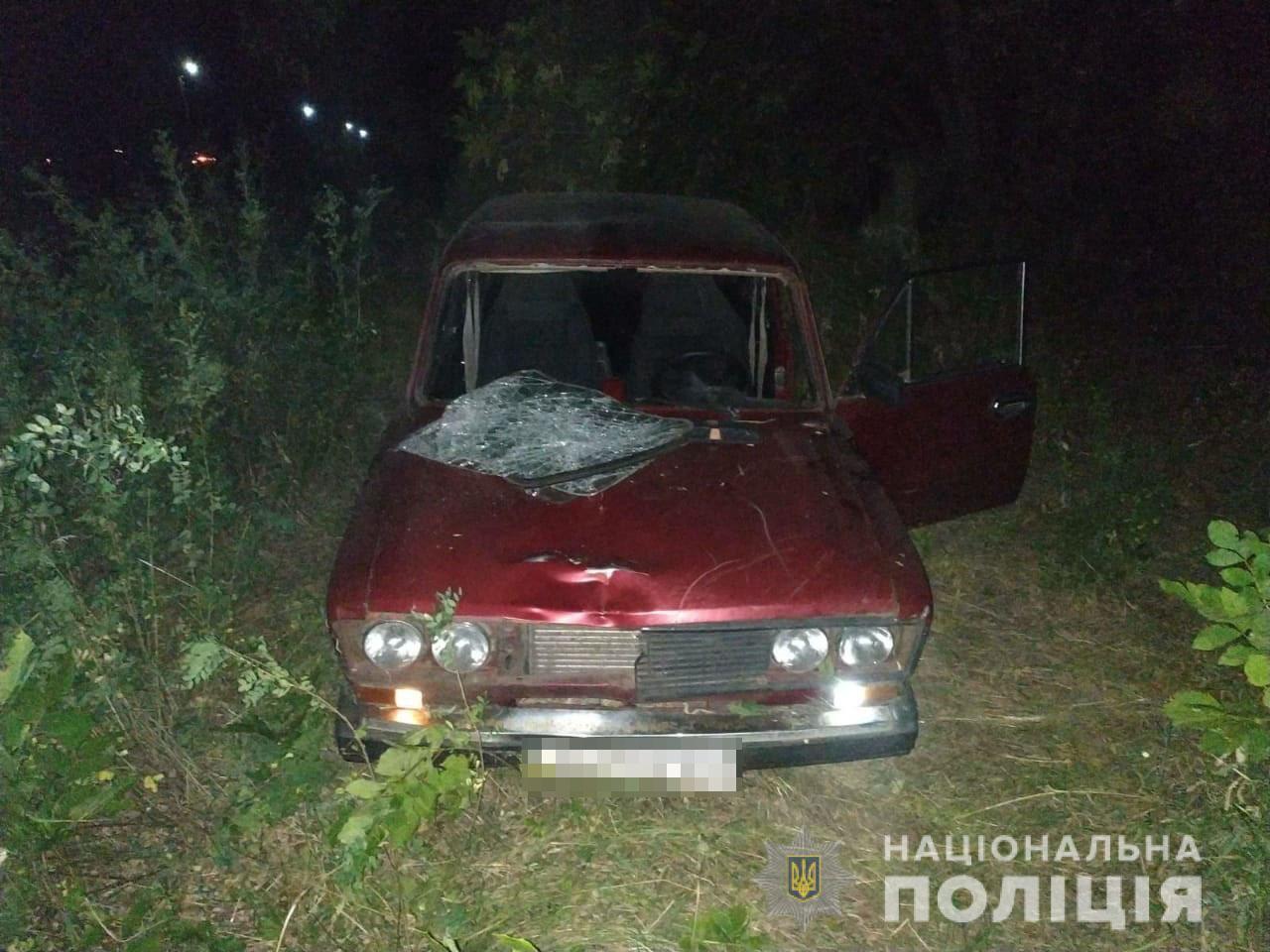 Водитель в состоянии опьянения совершил наезд на двух подростков и скрылся