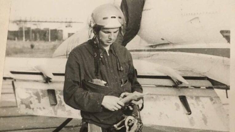 О военной авиации Табанюк мечтал с детства