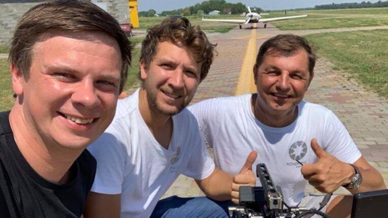 Игорь Табанюк учил летать Дмитрия Комарова и Александра Шумского.