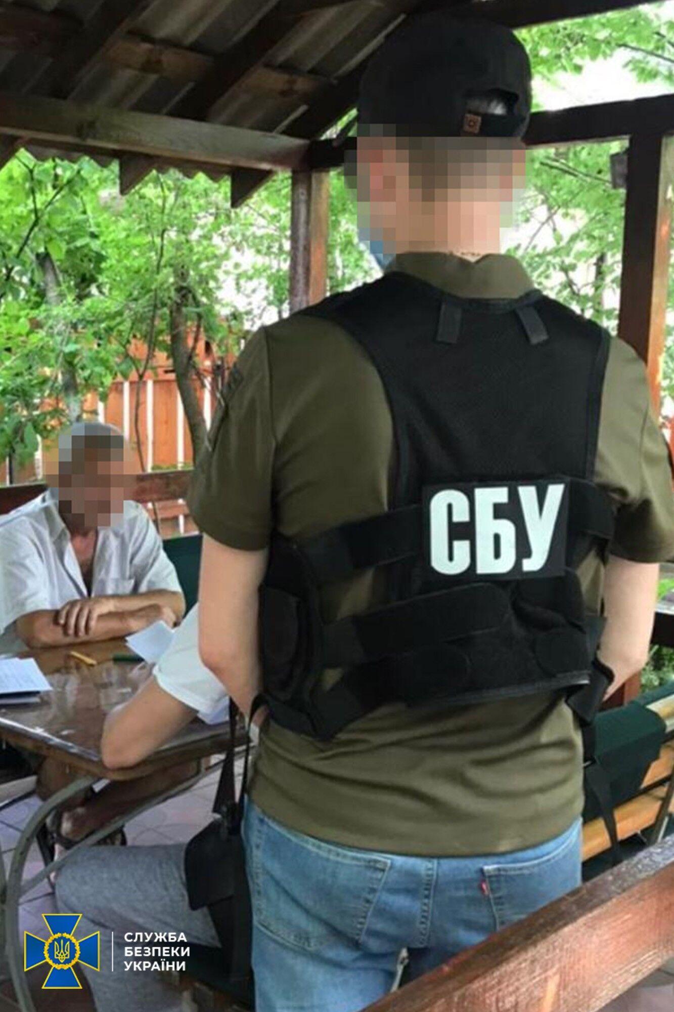 Агентом вражеской разведки оказался житель Черкасской области