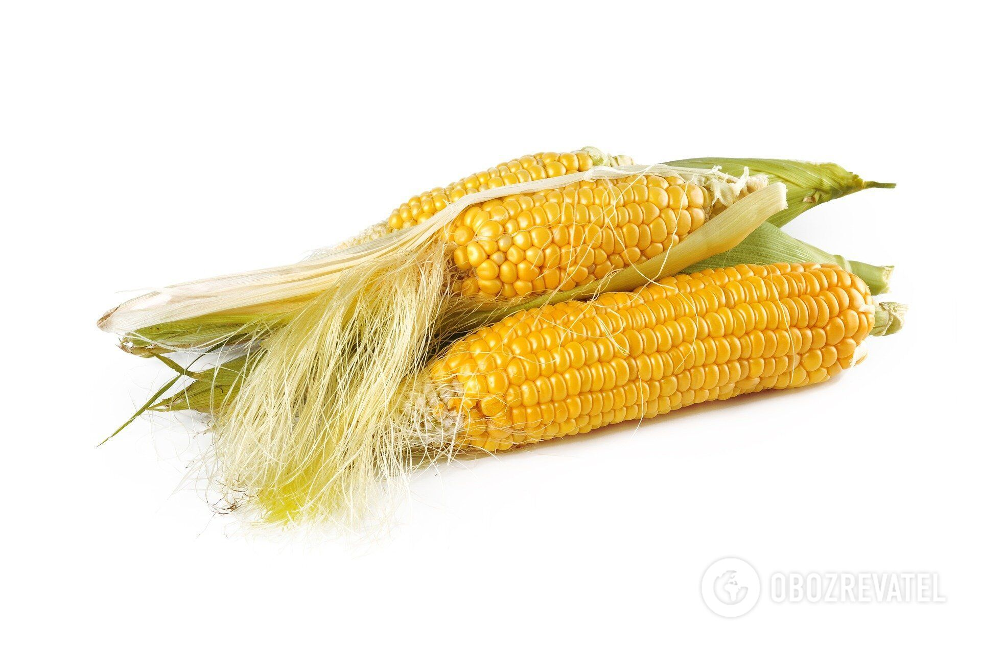 Не покупайте кукурузу без листьев