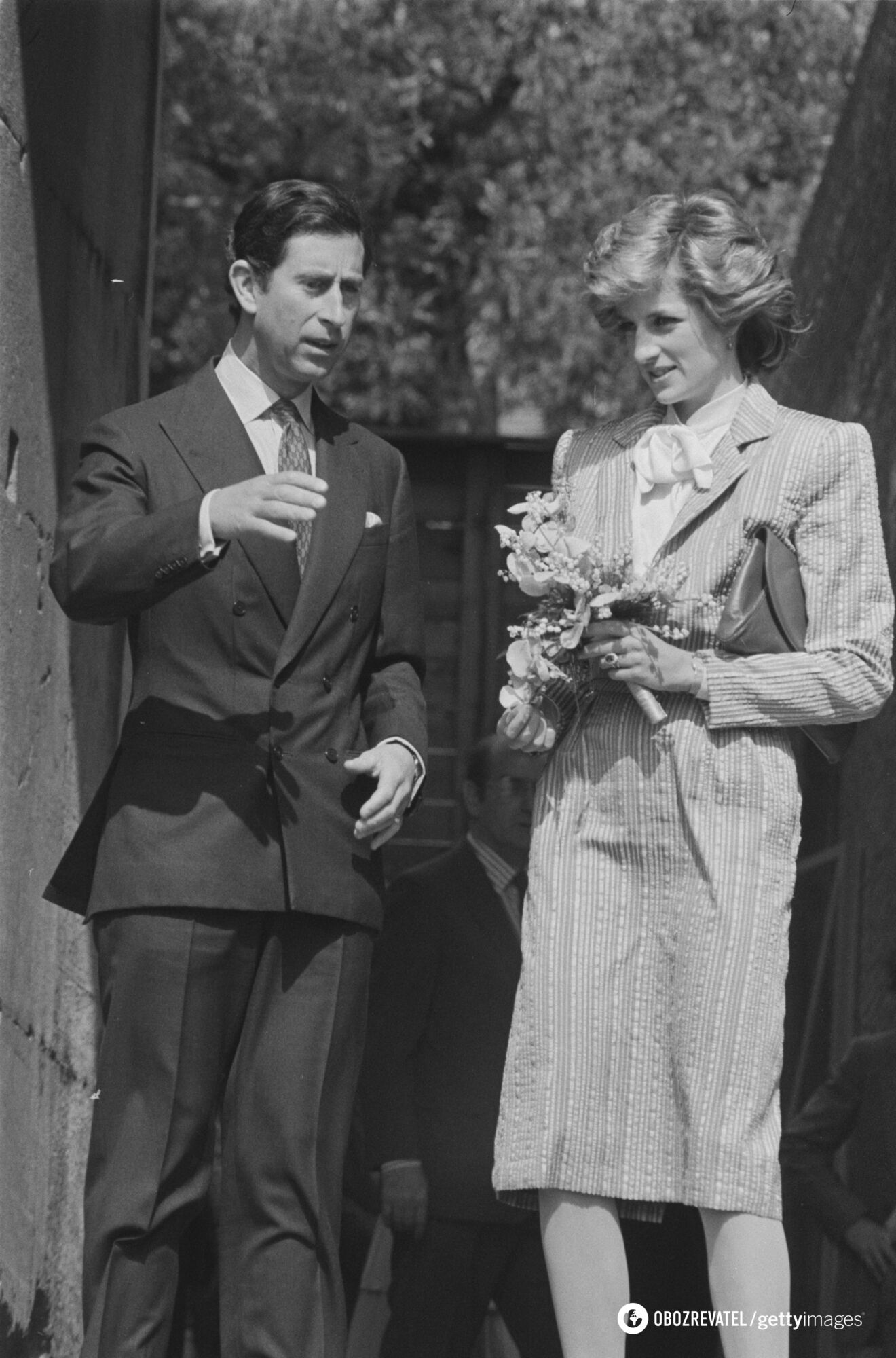 Принцесса Диана и ее избранник – принц Чарльз
