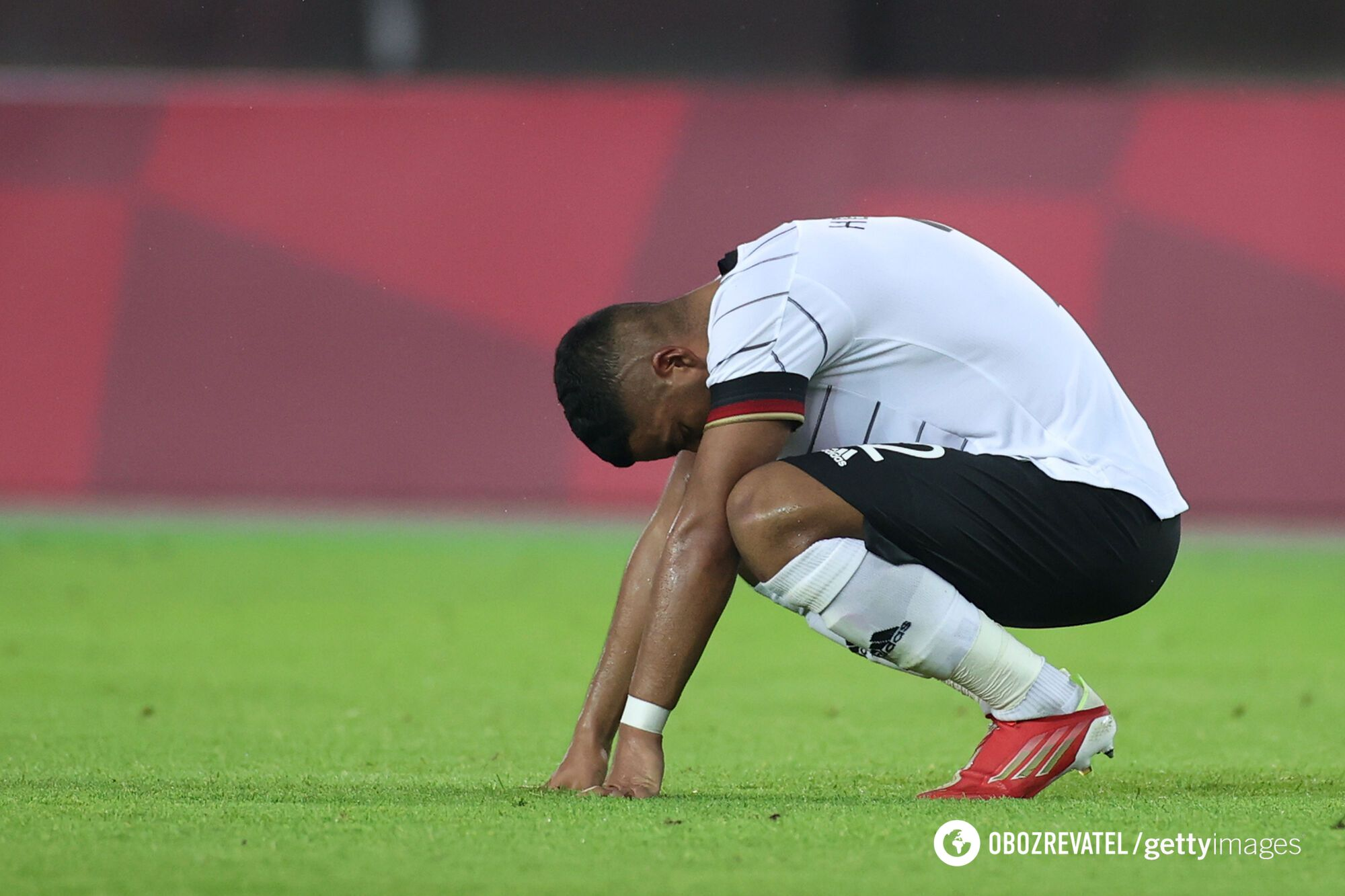 Німеччина залишила турнір
