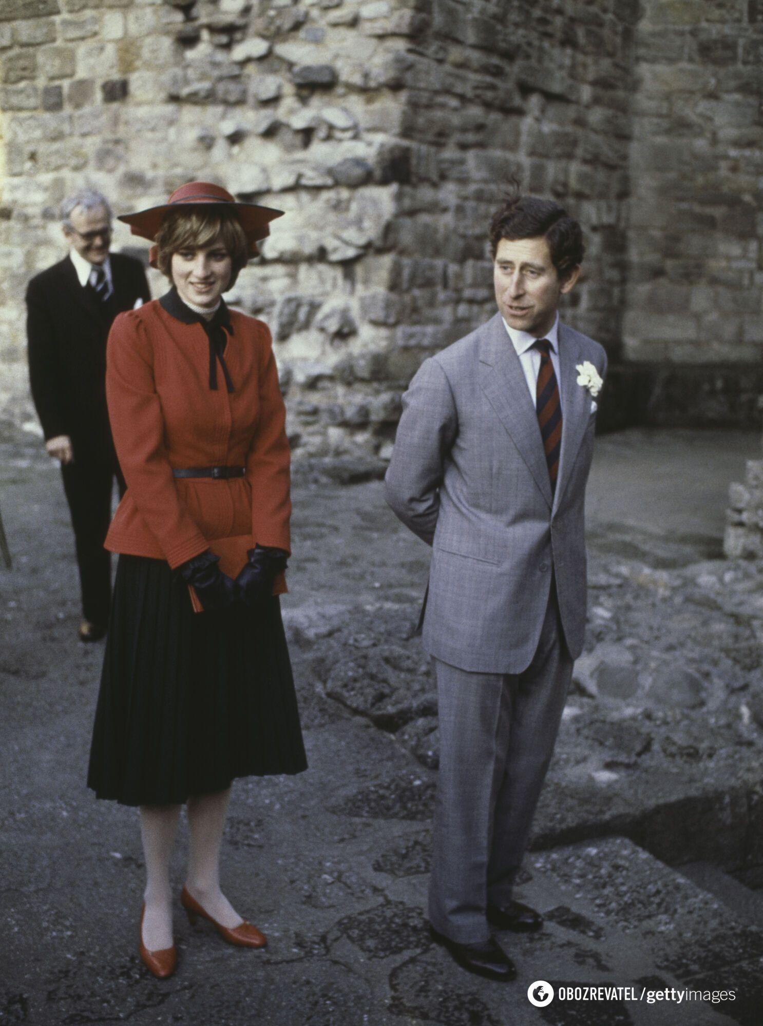 Королевская пара на публике