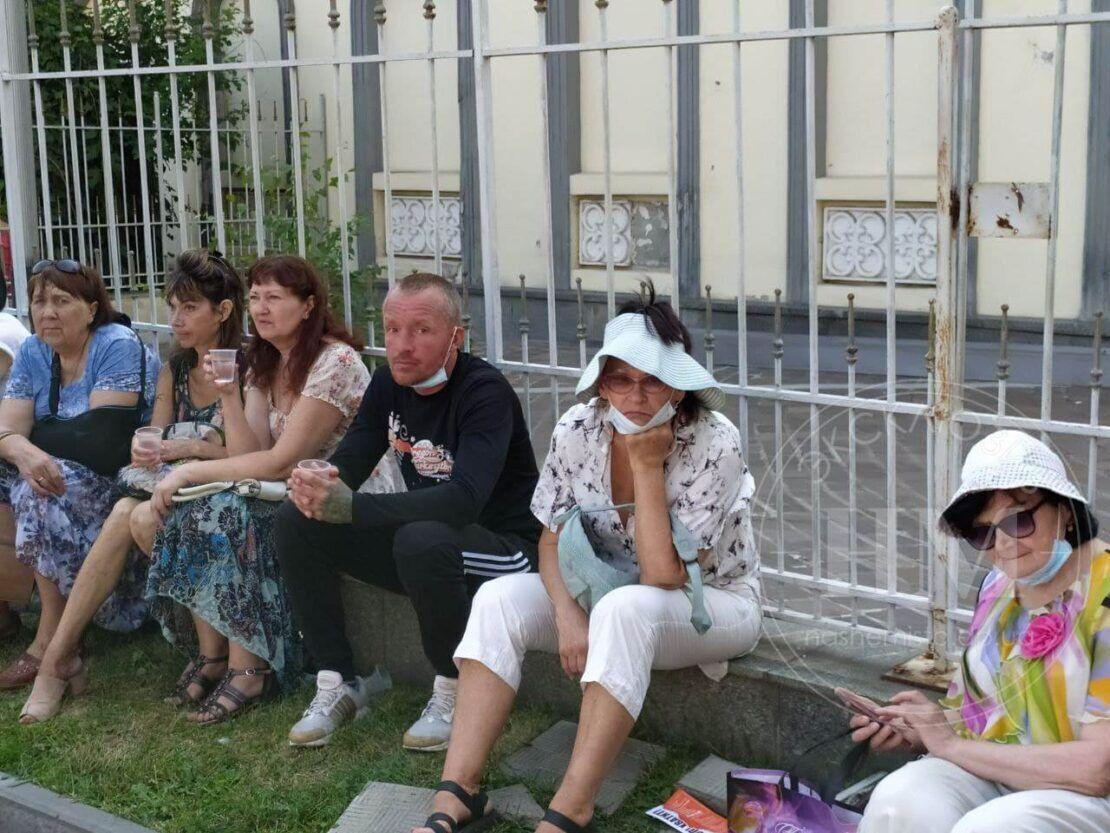 Митинг якобы организовал Загид Краснов