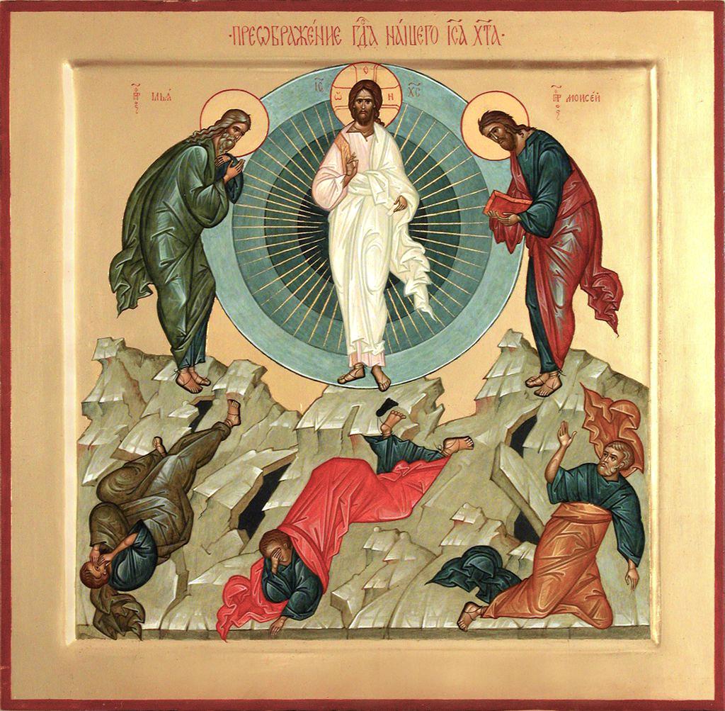 19 августа верующие празднуют Преображение Господне