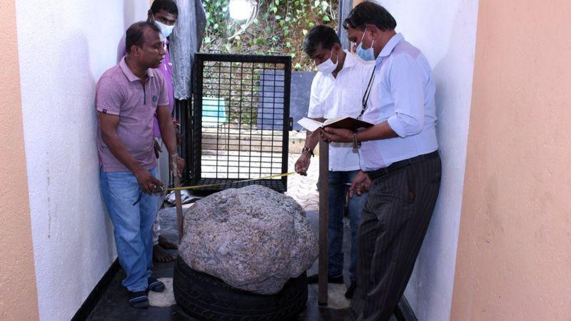 На Шрі-Ланці знайшли скупчення сапфірів