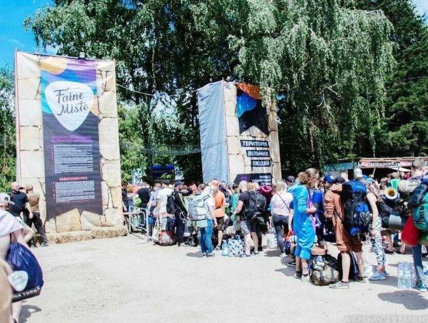 """У Тернополі розпочався масштабний музичний фестиваль """"Файне місто"""""""