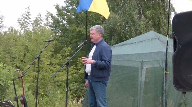 Порошенко напомнил, что 28 июля 2014 Вооруженные Силы Украины начали операцию по освобождению Авдеевки