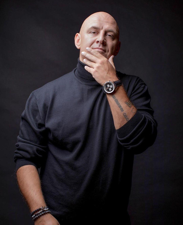 Украинский рэпер и продюсерАлексей Потапенко (Потап)