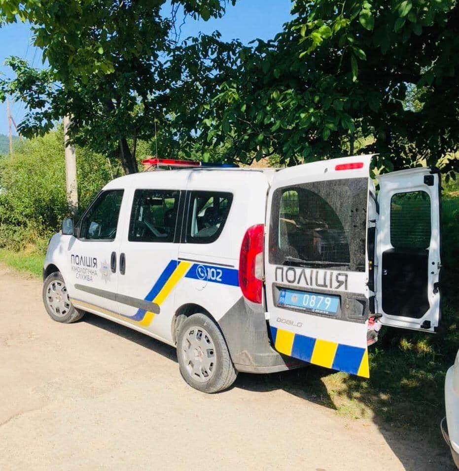 Правоохранители опросили соседей и прочесали территорию села