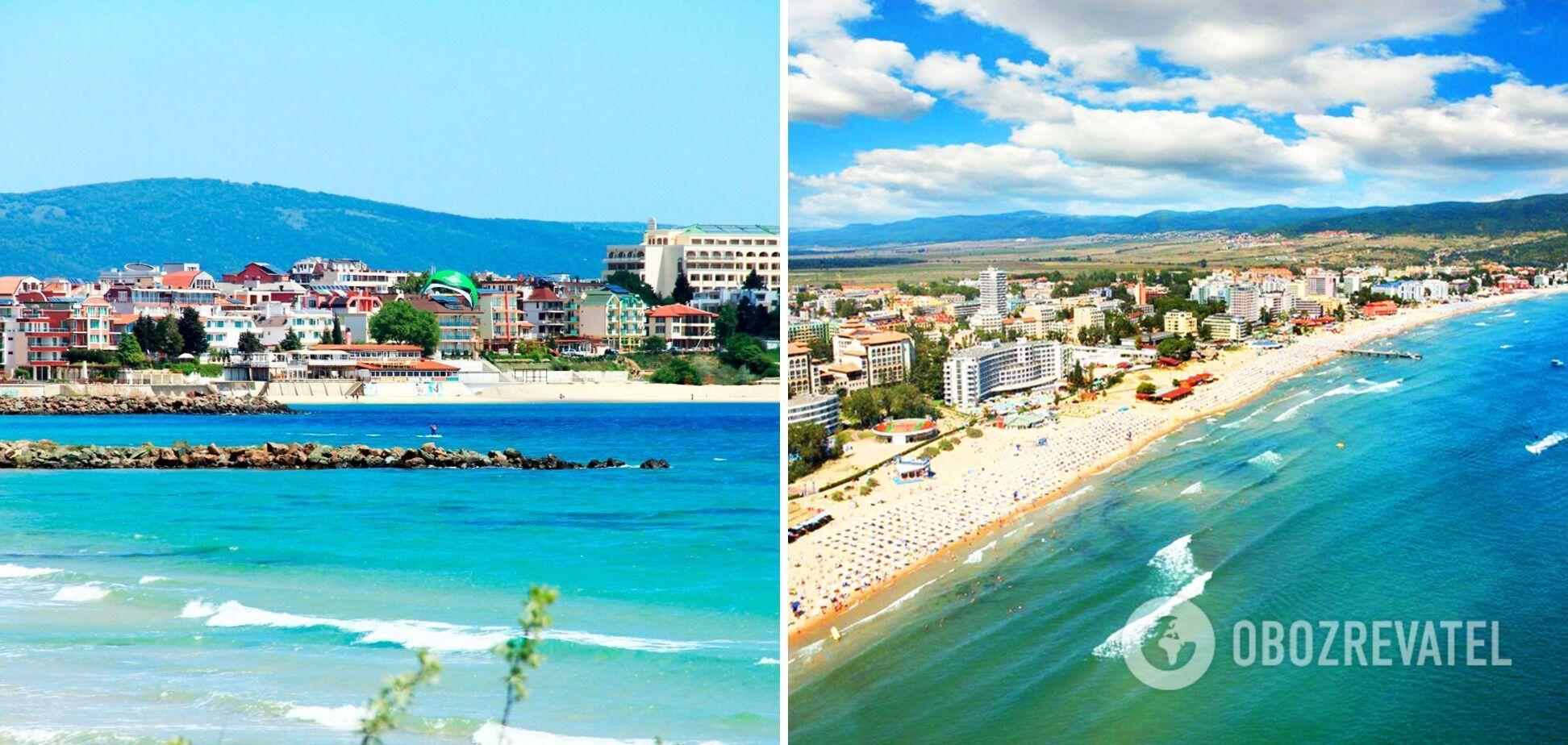 Популярный курорт в 2021 году – Болгария