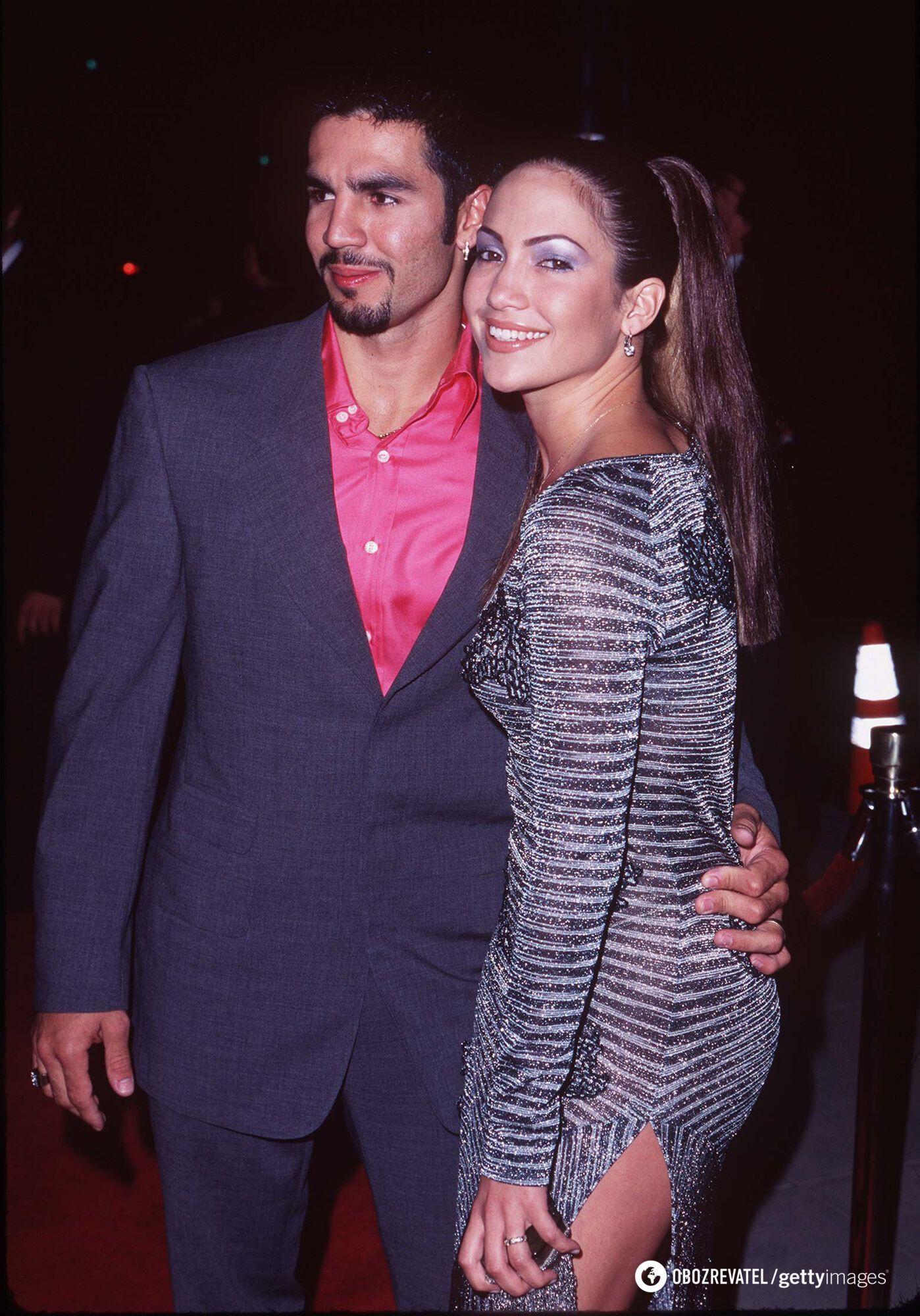 Дженніфер Лопес вийшла заміж за Охані Ноа.
