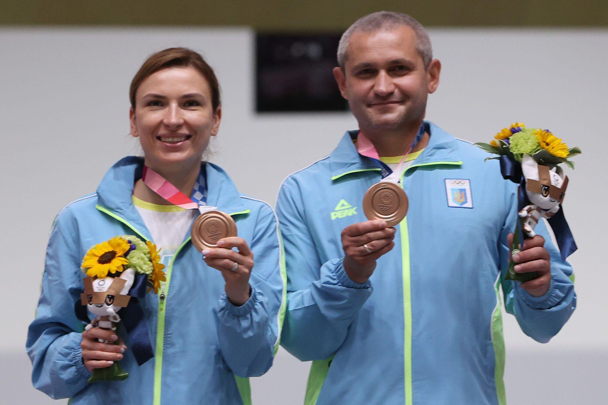 Елена Костевич и Олег Омельчук