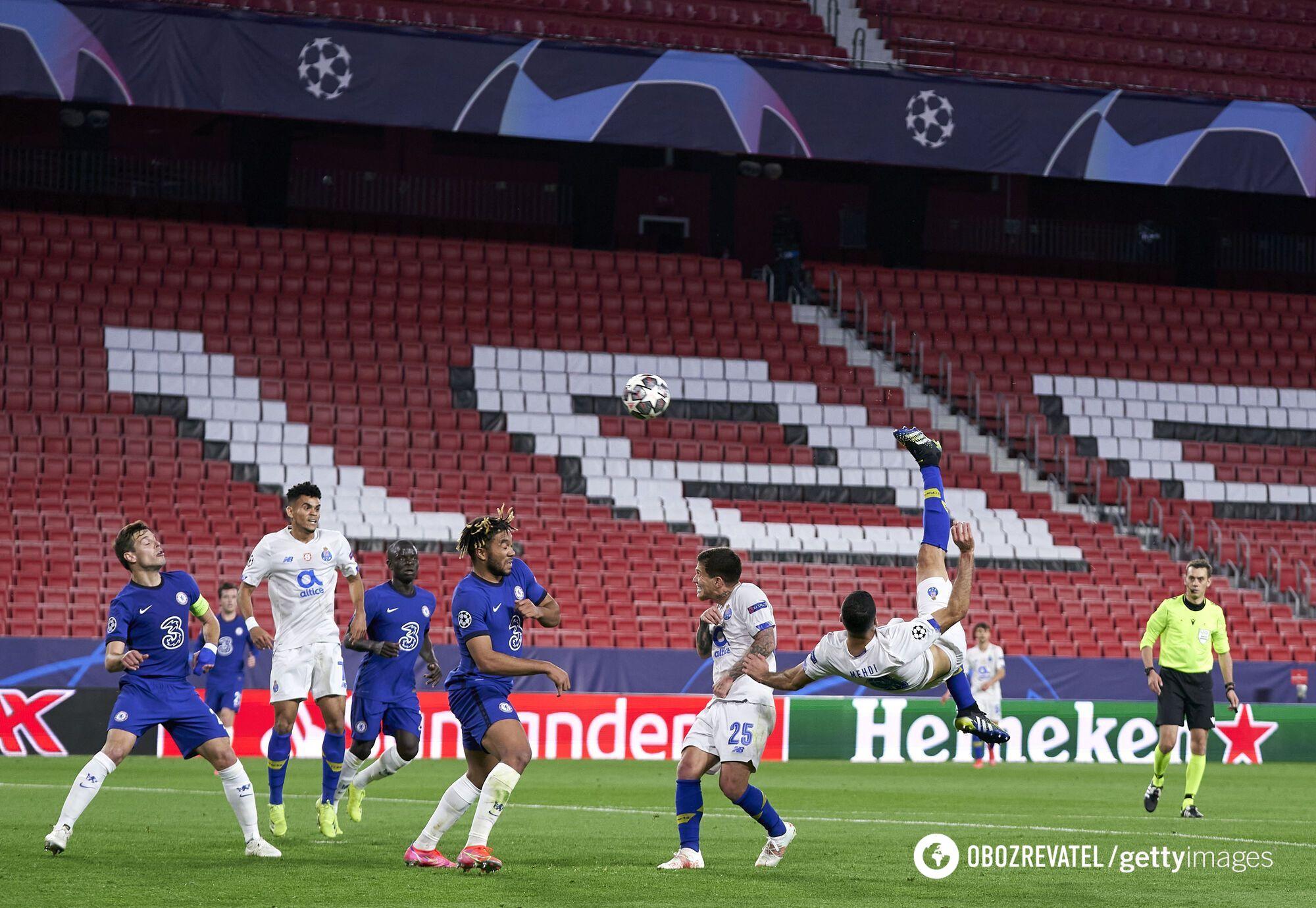 Мехди Тареми забил победный гол