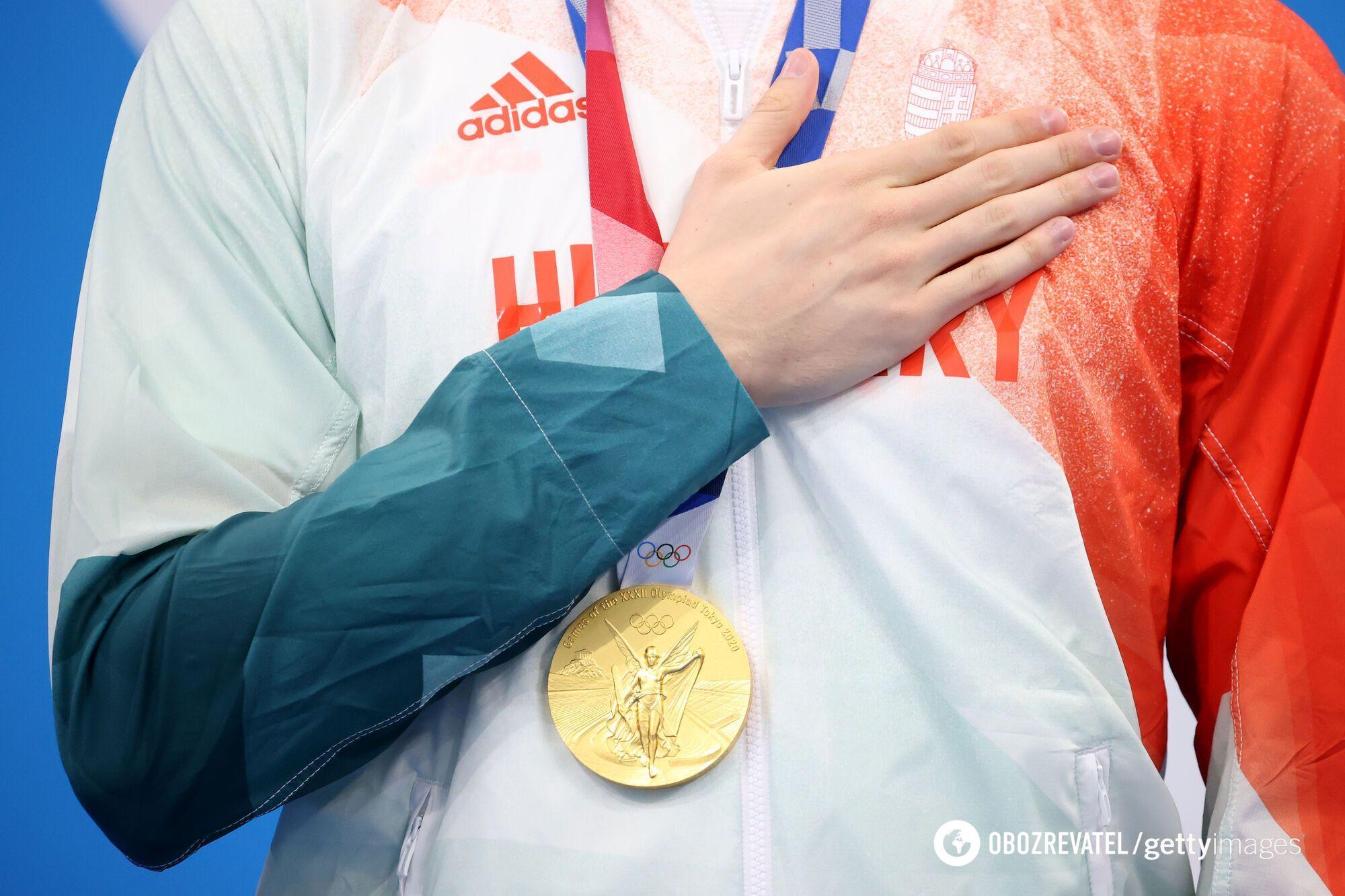Кристоф Милак стал победителем заплыва