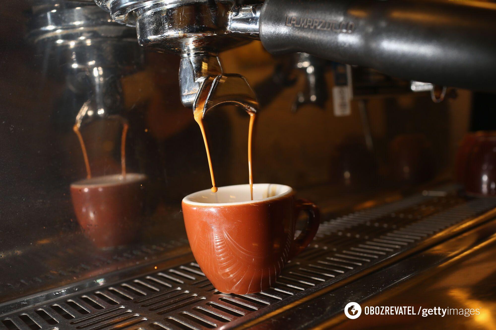 Кофе может снизить риск возникновения болезней