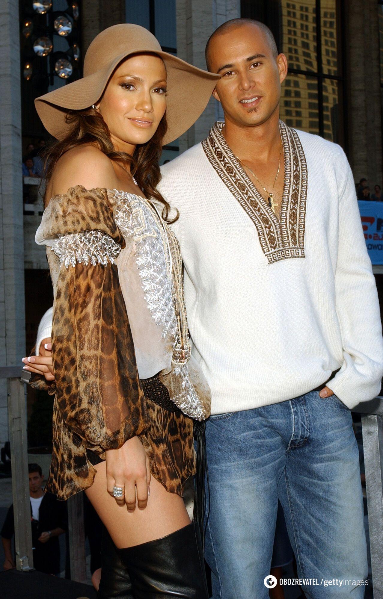 Джей Ло зустрічалася з хореографом Крісом Джаддом.