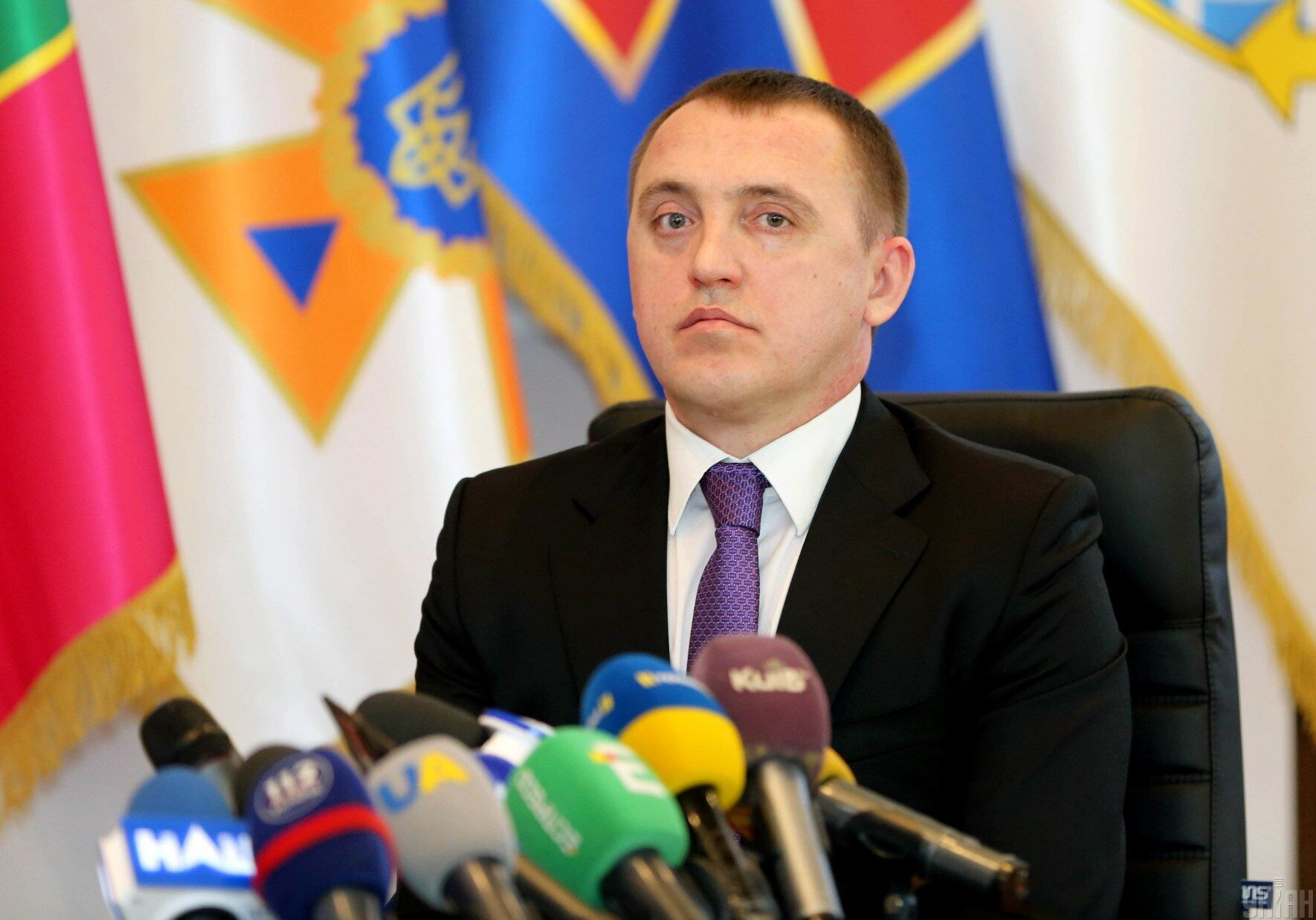 Игорь Бондаренко.