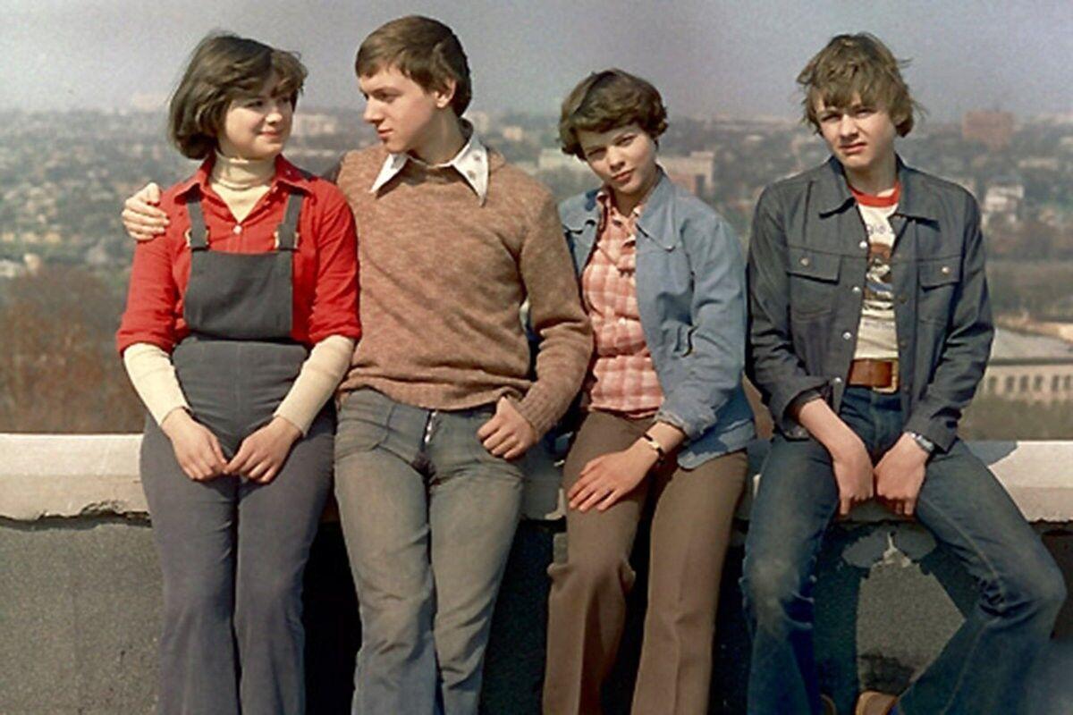 Молодежь в СССР
