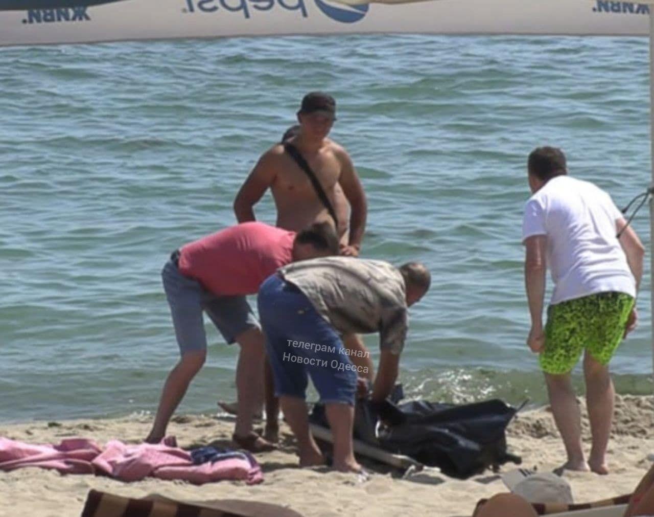 Трагедія трапилася в Чорноморську