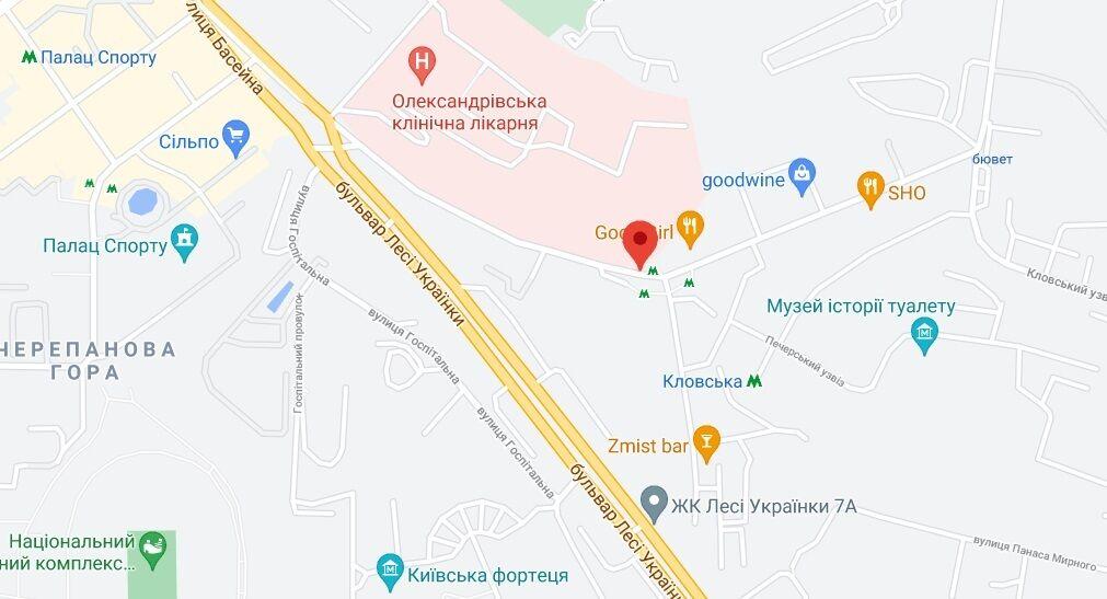 Авария произошла на улице Мечникова.