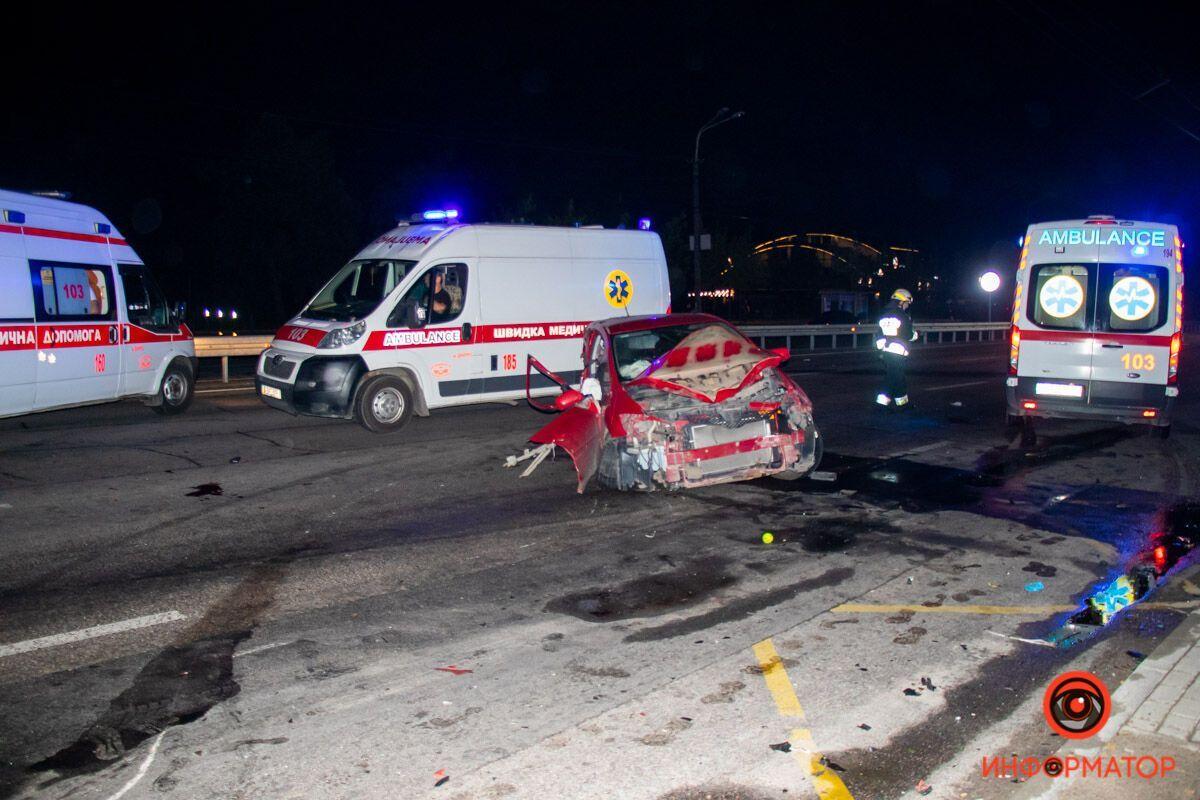Загинула дівчина з Toyota.