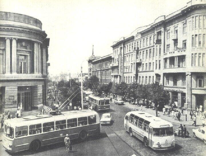 1970-1980-е годы