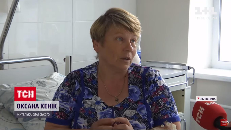 Оксана Кенік