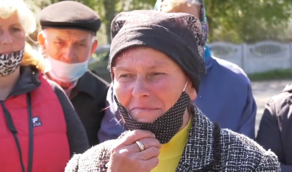 Бабуся Марії – Тетяна Бондаренко.