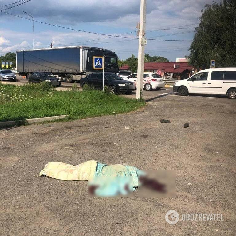 Жертвами стали 10-річна дитина і 60-річний чоловік