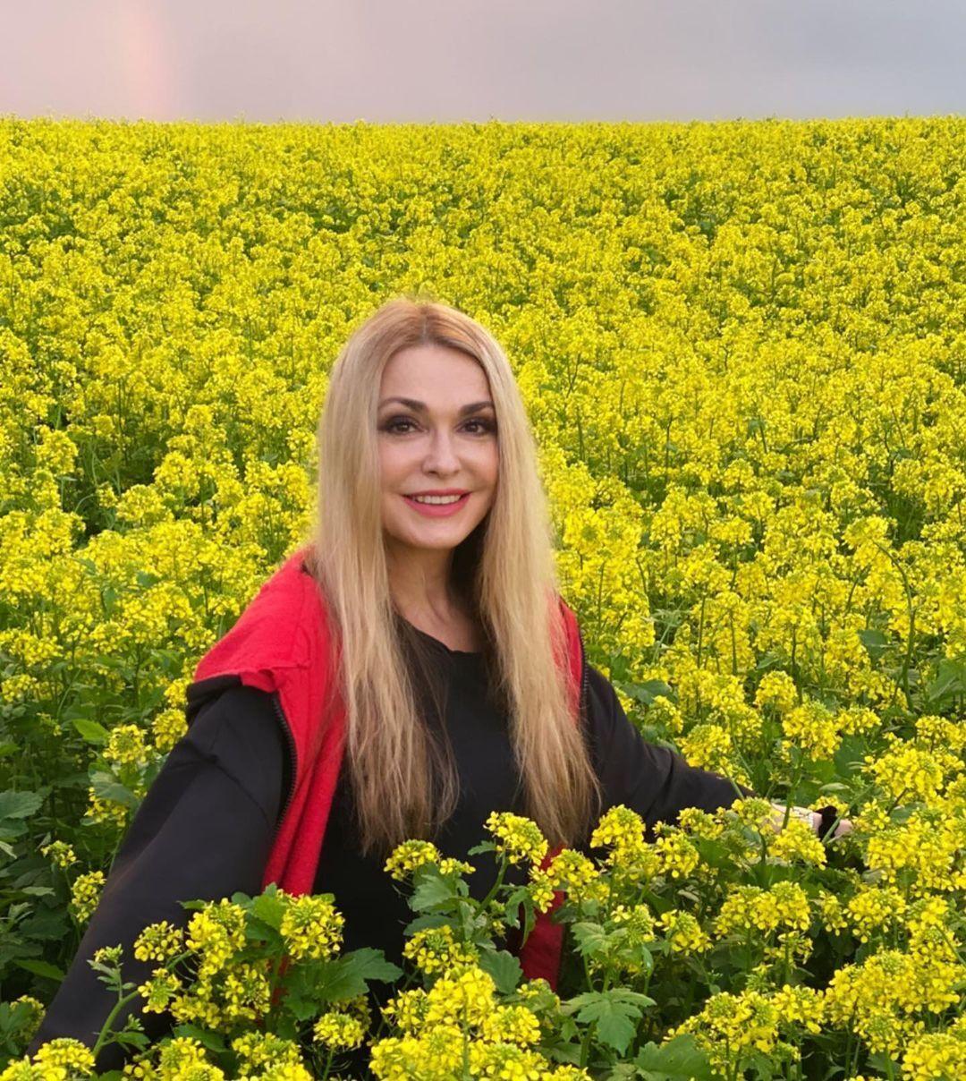 Як зараз виглядає Ольга Сумська