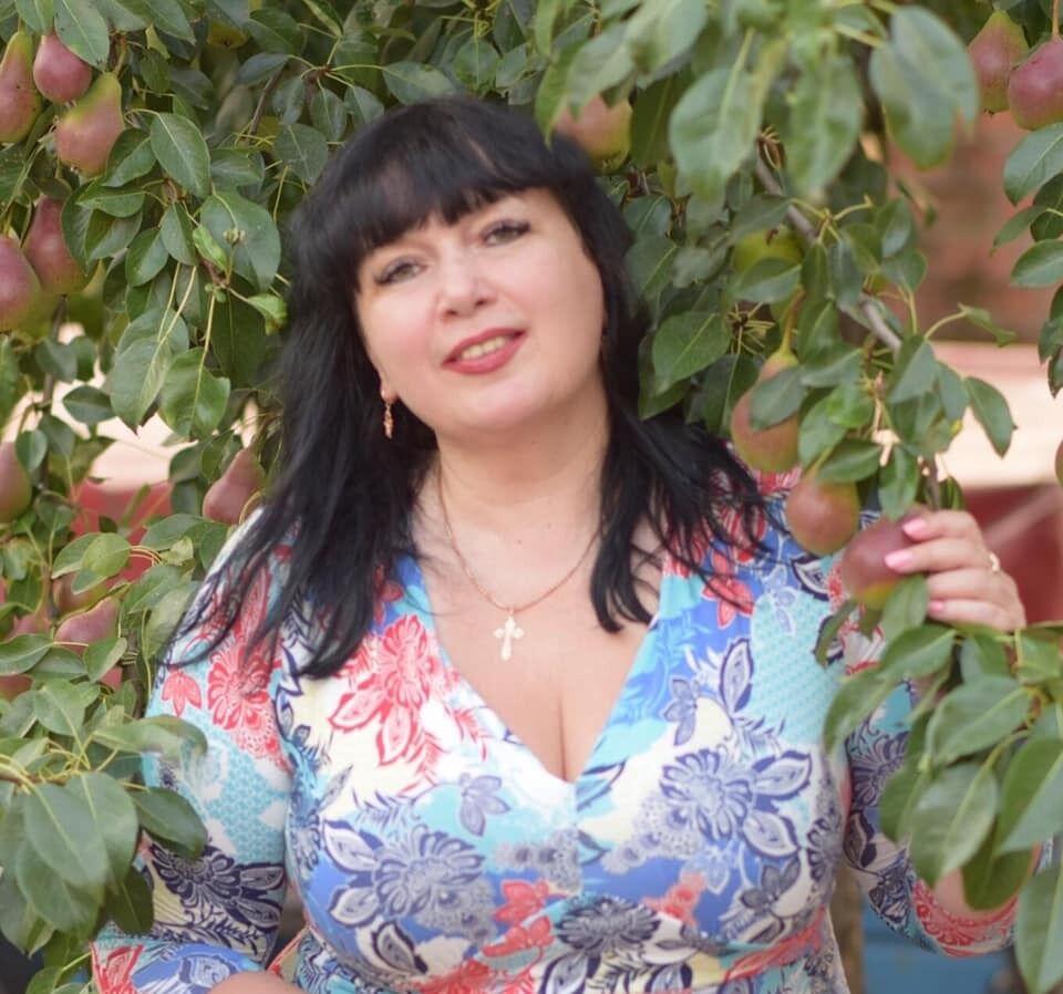 Учительница английского Лариса Бондарчук
