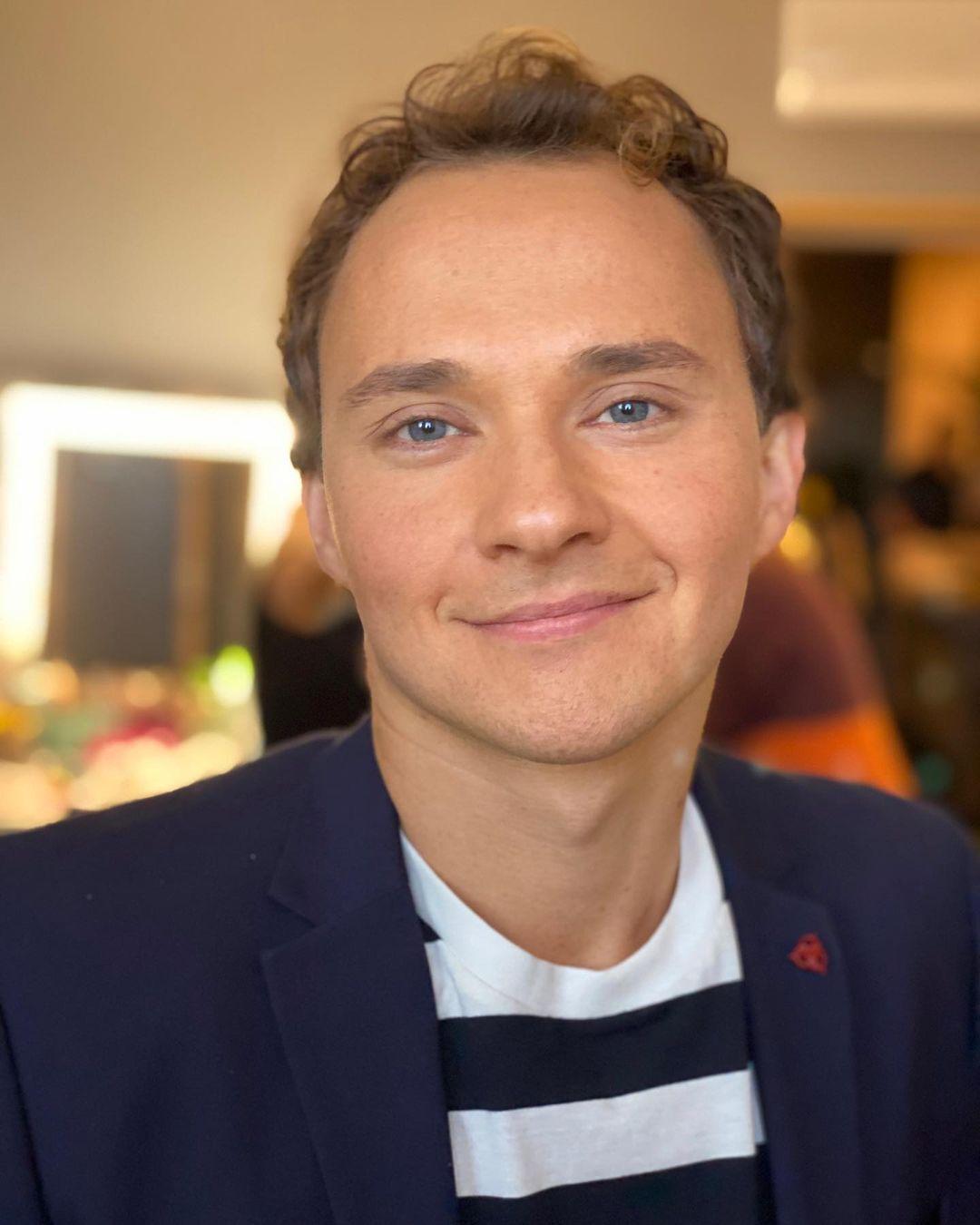 Константин Войтенко примет участие в танцевальном шоу.