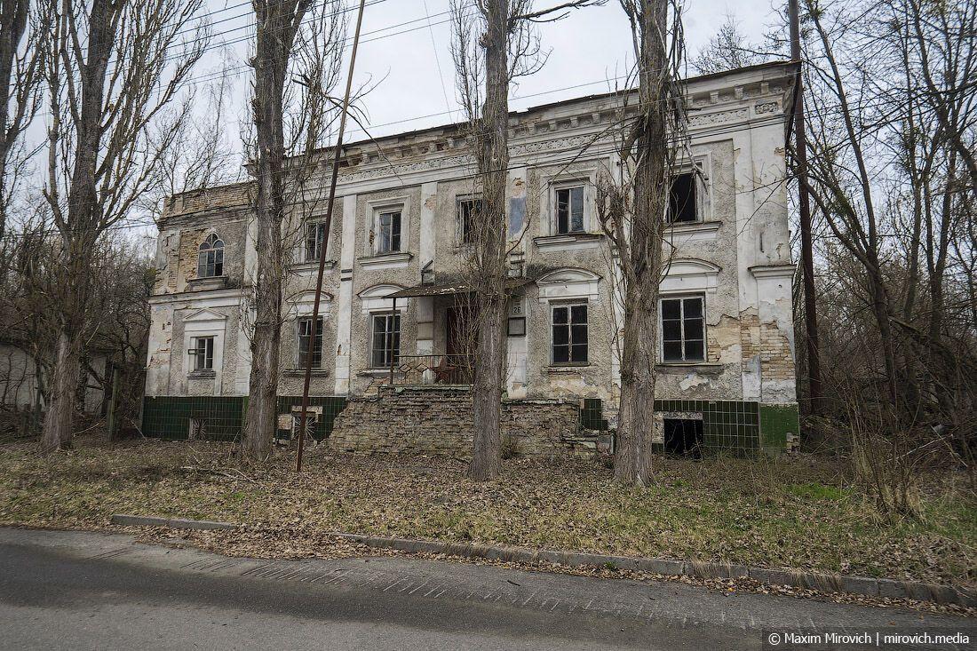 Чернобыльская синагога