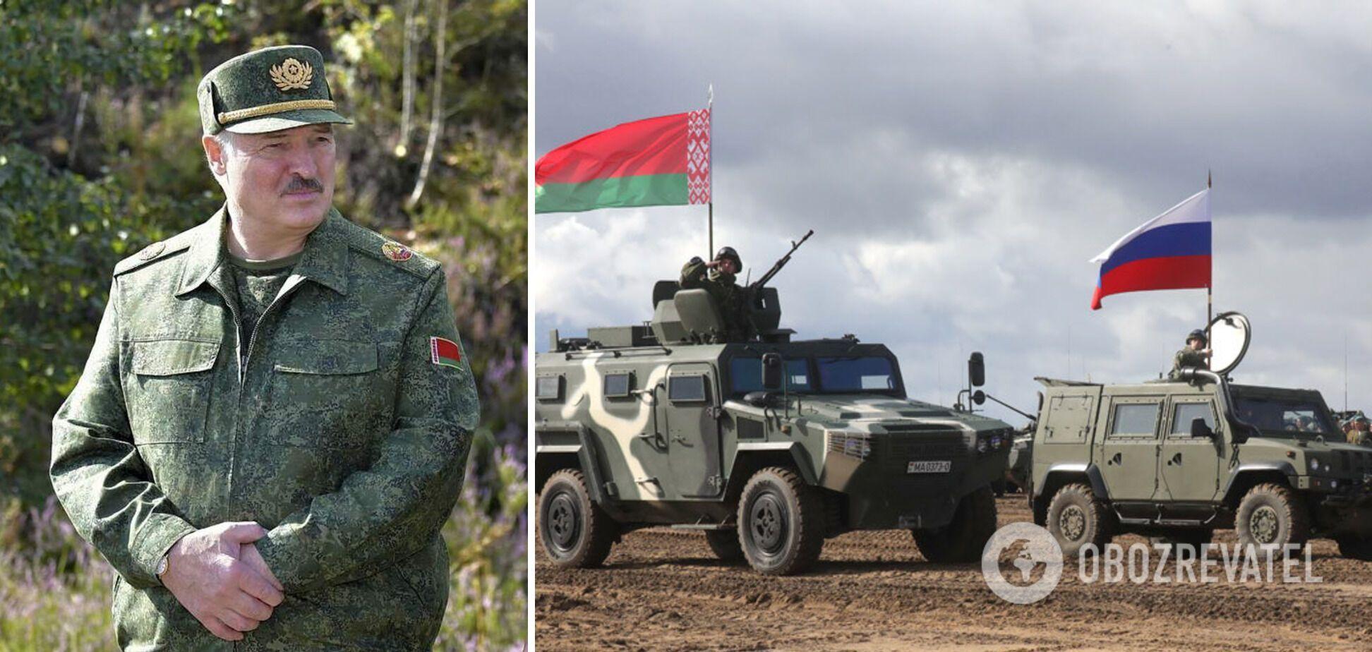 Лукашенко заявил, что Беларусь не нуждается в размещении на ее территории военных баз РФ