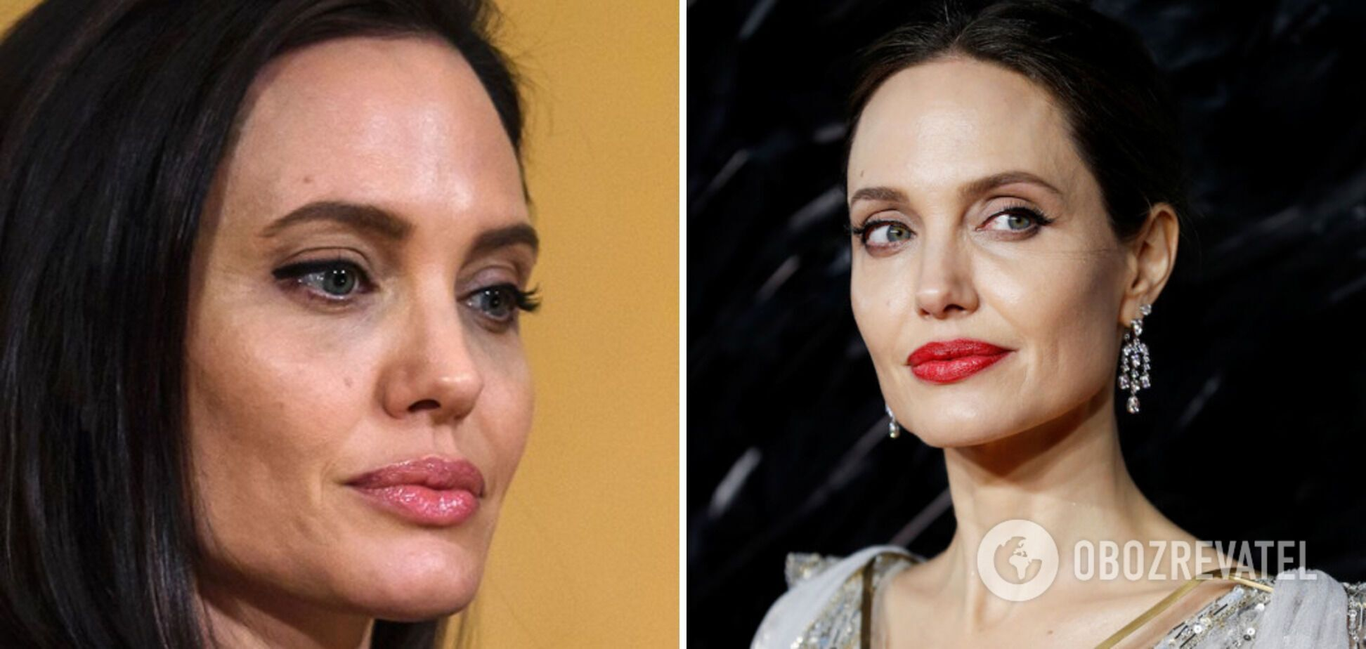 Анджеліна Джолі не зловживає ін'єкціями краси
