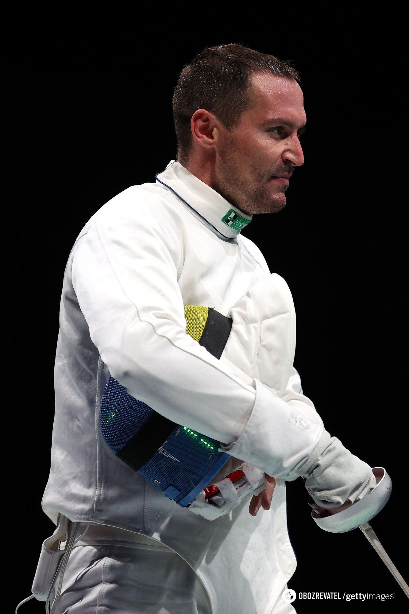 Богдан Нікішин невдало виступив на Олімпіаді-2020.
